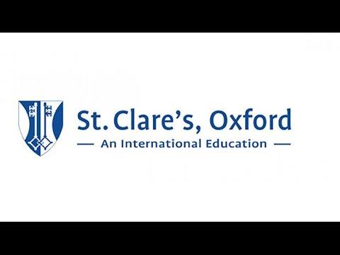 St Clare's Oxford