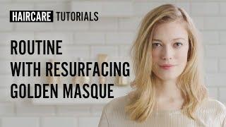 3 steps Routine to repair your Blond hair | L'Oréal Professionnel tutorials