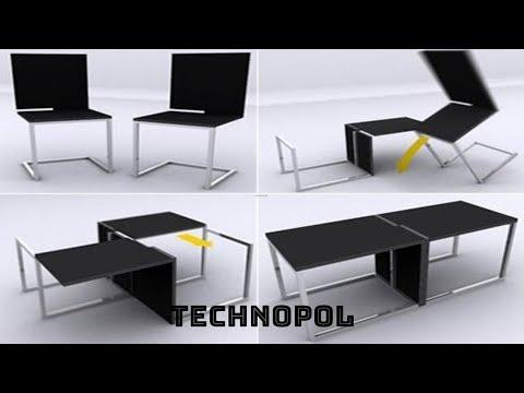 Great Space Saving Ideas  Smart Furniture on amazon