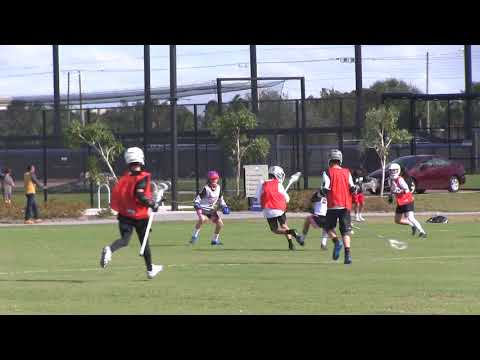 X Factor Lacrosse Day 1 of Florida Lax Festival
