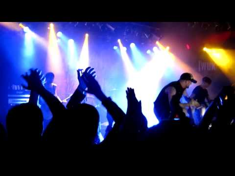 Alesana - Hand In Hand With The Damned [LIVE] @ Wuk Vienna, Austria 20.1.2012 mp3