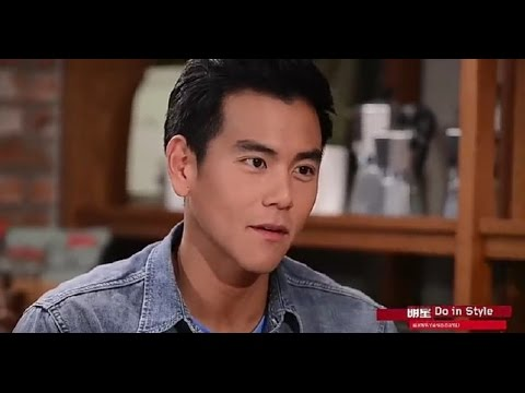 Do in style with ' Eddie Peng'