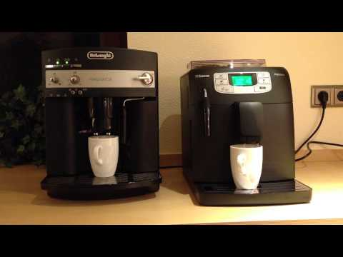 delonghi ecam 22110b kaffee vollautomat test doovi. Black Bedroom Furniture Sets. Home Design Ideas