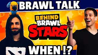 Behind Brawl Stars #2: WHEN IS BRAWL TALK!? The Update Process
