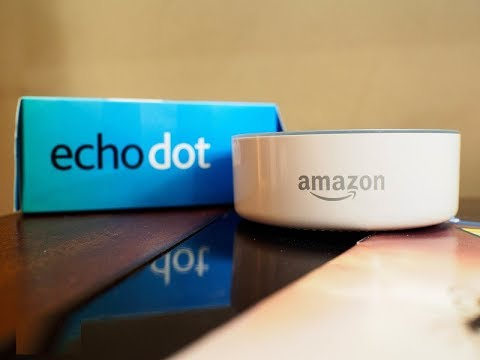 How to use Amazon Echo Dot- Farsi