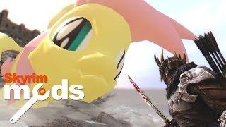 Pocket Pony Virus - Top 5 Skyrim Mods of the Week