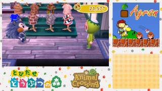 AC: New Leaf w/ Agrsn Day36p1: Spooky Stuff