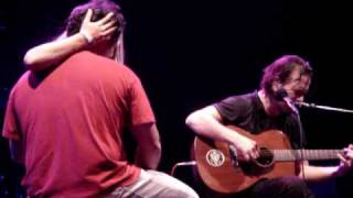 pearl jam marriage proposal onstage just breathe part 2