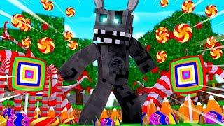 Twisted Wolf Sugar Rush! Minecraft FNAF Roleplay