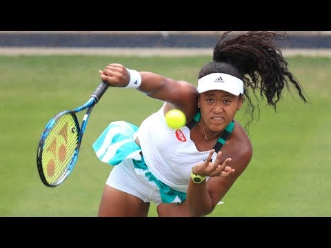 2017 Aegon Classic First Round | Naomi Osaka vs Lauren Davis | WTA Highlights