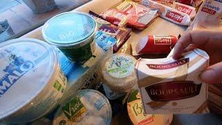 Франция/Закупка продуктов на 2 недели… Ох, как не люблю я это дело…Сколько стоит съездить в магазин