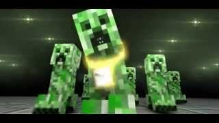 Крипер Рэп Музыка ( Minecraft Animation ) CREEPER RAP