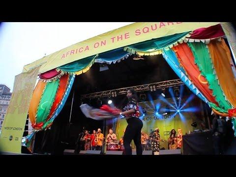 Africa on the Square 2015 * Afla Sackey & Afrik Bawantu 02