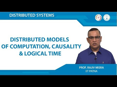 Lecture 04 - Distributed Models of Computation, Causality & Logical Time