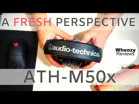 ATH-M50x Headphones Review In 2019? - A Fresh Perspective