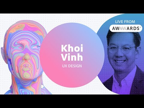 Live from AWWWARDS with Khoi Vinh