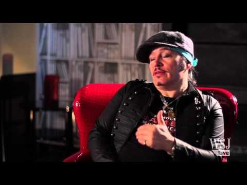 """Adam Ant Discusses """"Blueblack Hussar"""", & His New Band & Album"""