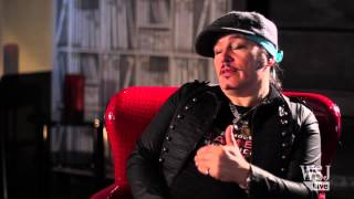 "Adam Ant Discusses ""Blueblack Hussar"", & His New Band & Album"