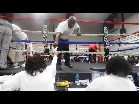 Hernando Walthall 06/16/18 win in Macon Georgia