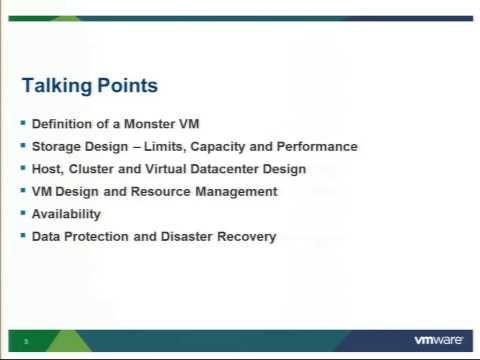 VMworld 2013: Session VAPP4679- Software-Defined Datacenter Design Panel