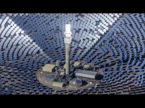 Australia is Building the World's Largest Single Tower Solar Thermal | Techno Update