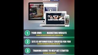 How to setup your FREE MCA website