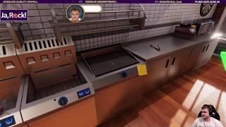 Premiera SYMULATORA KUCHARZA - Cooking Simulator / 07.06.2019 (#1)
