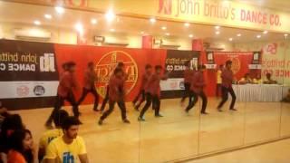 JOHN BRITTO'S CHENNAI DANCE CHAMPIONSHIP 2014- AUDITIONS---SATYABAMA