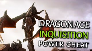 Infinite Free Power & Influence (Inquisition XP) Cheat: Dragon Age: Inquisition Exploit