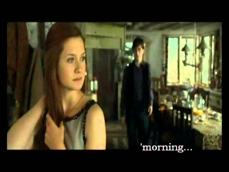 all harry potter kissing scenes youtube. Black Bedroom Furniture Sets. Home Design Ideas