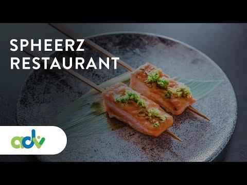 Spheerz, Japanese cuisine Restaurant in Dubai | UAE 2019