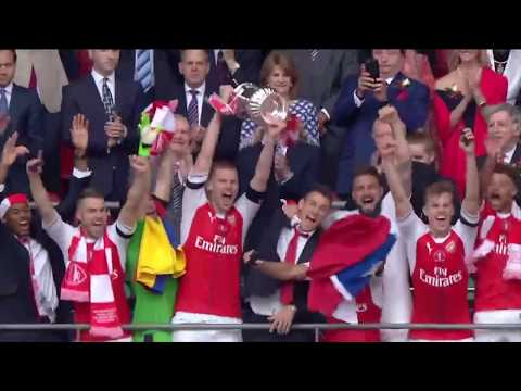 2017 FA Cup Winners - Supporters Edition