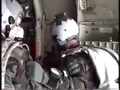 combat control team parachuting