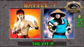 Mortal Kombat II Playstation Network/PSN **Playstation 3** (HD)