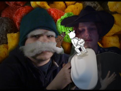 CC Music Factory vs Captain Crunch. Epic Rap Battles of Creepypasta Season 2.