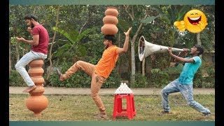 Top New Comedy Video 2019 | Try To Not Laugh | Episode-41 | By Fun ki vines