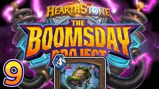 BOOMSDAY PROJECT REVIEW #9 - The Most OP Card is...a Fruit? | Hearthstone