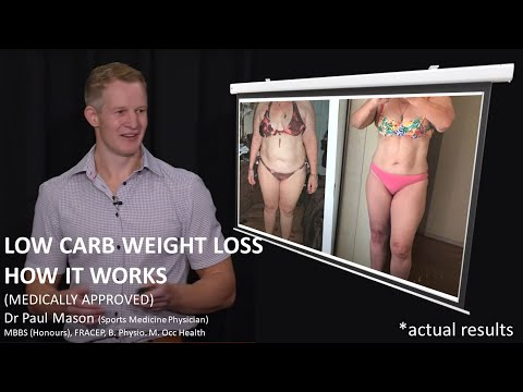 Dr. Paul Mason 'Low Carb from a Doctor's perspective'