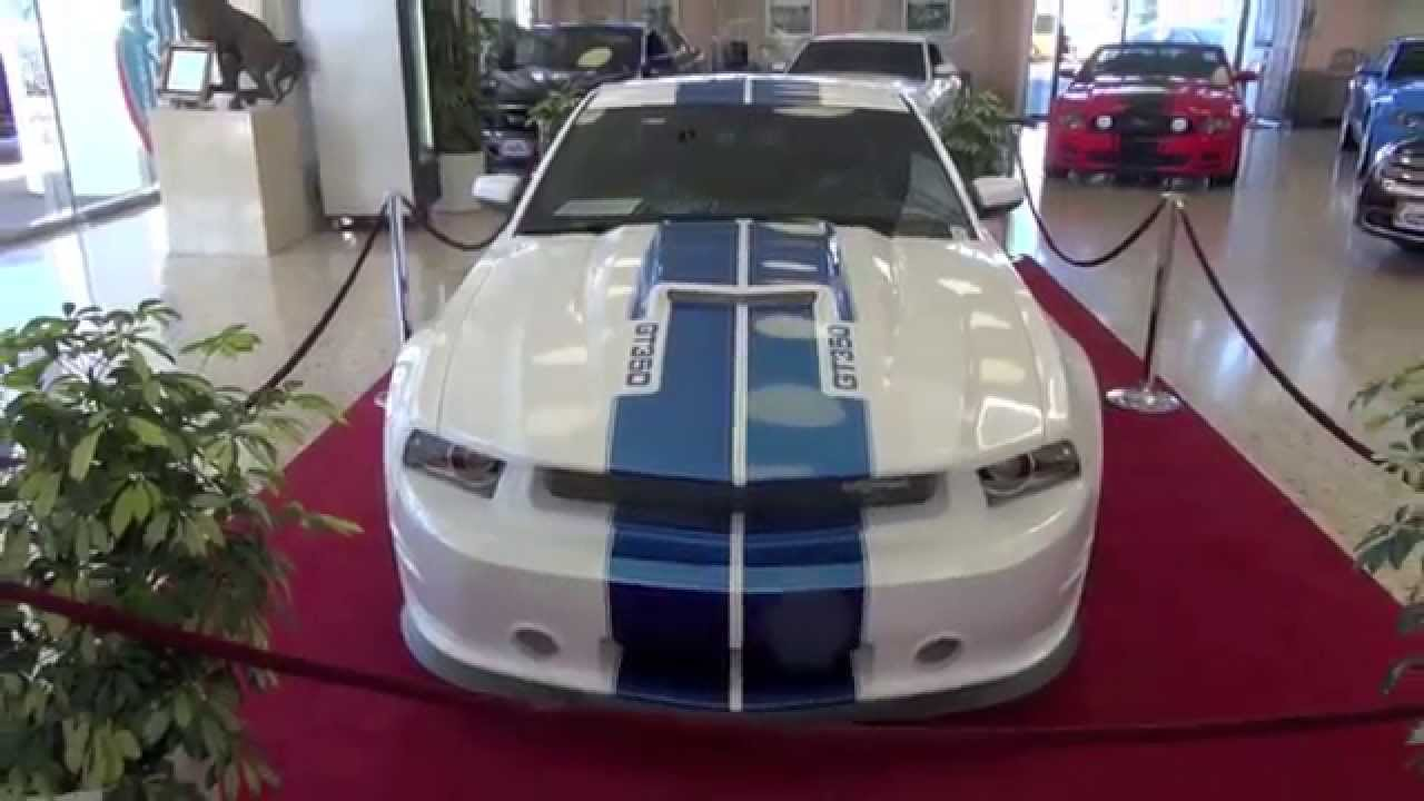 2013 Ford Mustangs Shelby GT350 - YouTube
