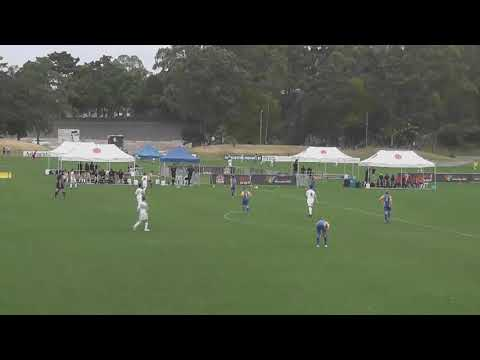 Nationals 13's Capital Football v Victoria Metro