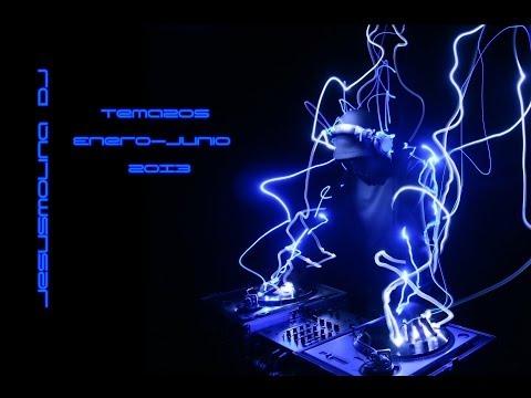 JesusMolina DJ - Temazos Enero-Junio 2013