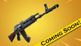 LIVE FORTNITE - ON TEST The AK47 IT IS CHEAT! [FR/PS4]