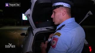 SLUČAJEVI X OBJAVLJUJU: POLICIJA U TREBINJU 'UHVATILA' REKORDERA U BROJU NEPLAĆENIH KAZNI