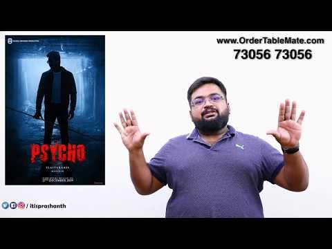 Psycho review by Prashanth