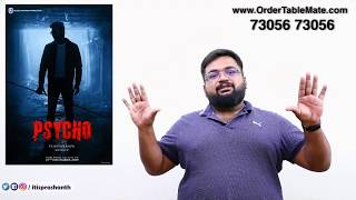 Psycho review by Prashanth