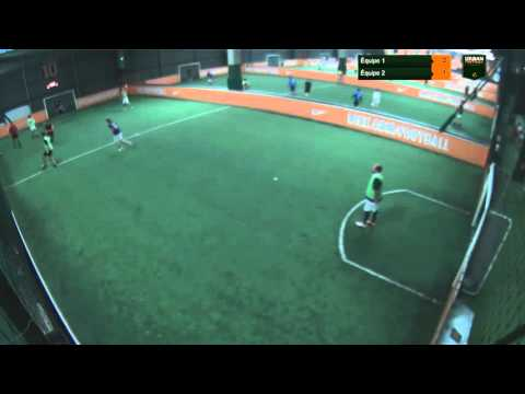 Urban Football - Aubervilliers - Terrain 10 le 14/10/2015  19:05
