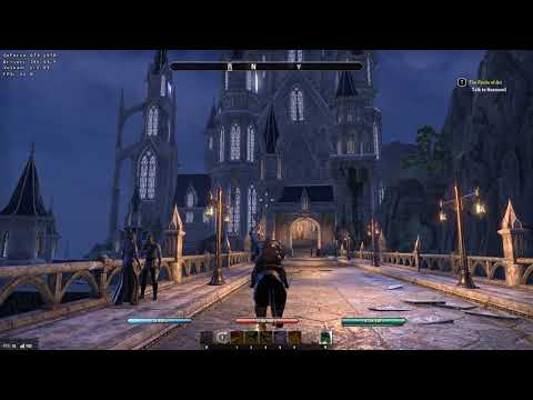 The Elder Scrolls Online Linux - Steam Play Proton 3.16-1 Beta