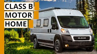 5 Best Class B Motorhome for 2021