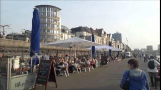دوسلدورف شارع الملوك.  Königsallee Düsseldorf  Germany