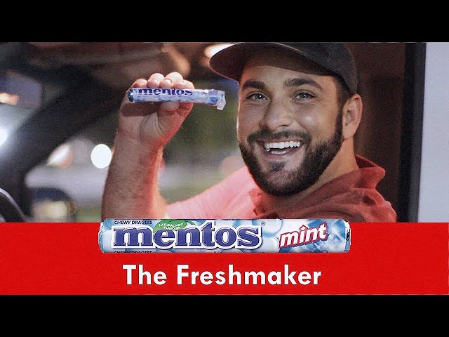 Mentos Commercial Parody: The